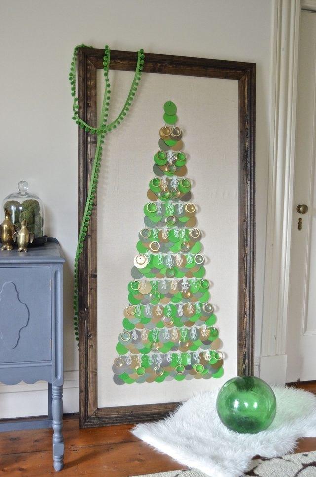 Alternative Christmas Tree Ideas Ehow
