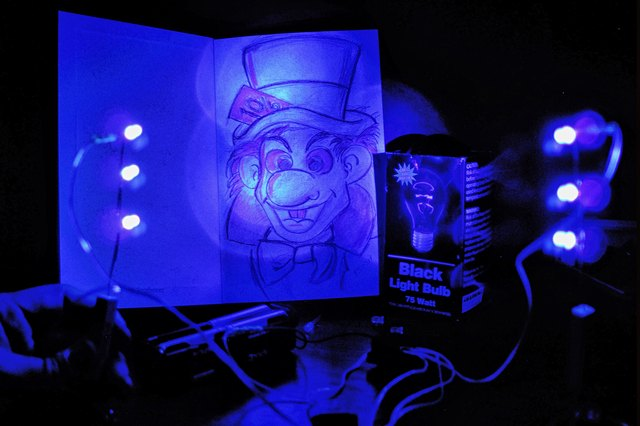 How to Make a Blacklight