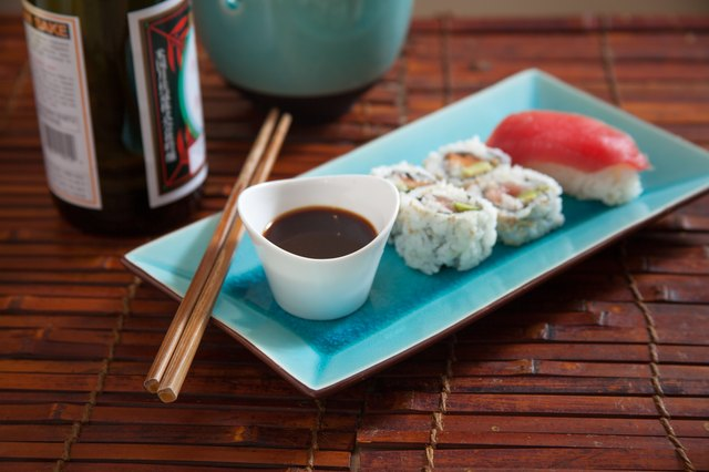 How to Make Sushi Dipping Sauces