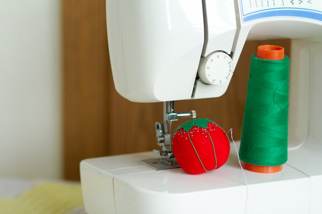 How to Oil a Kenmore Sewing Machine