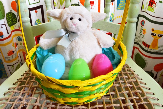 What to Put in a Baby's First Easter Basket