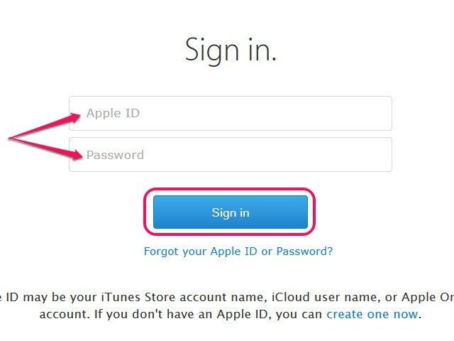 how to set up a different apple id