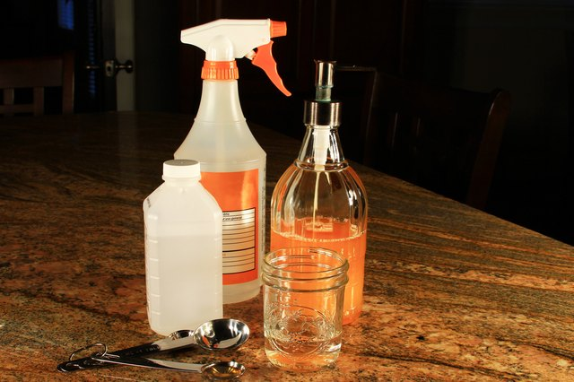 Can You Use Vinegar To Clean Granite With Pictures Ehow