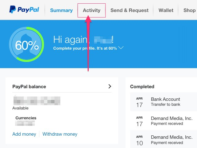 how to make payment through paypal