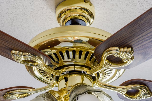 How To Get Rid Of The Humming Sound In A Ceiling Fan Ehow
