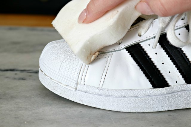 how to clean sneakers with a mr clean magic eraser ehow