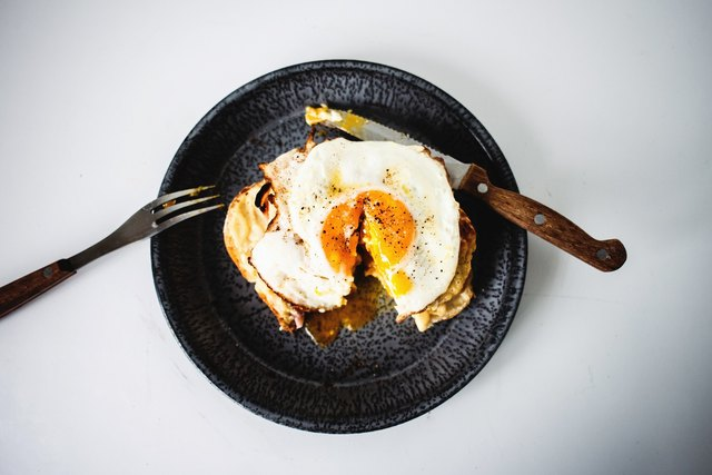 Croque Madame is a delicious, easy and decadent take on the classic ham and cheese sandwich.