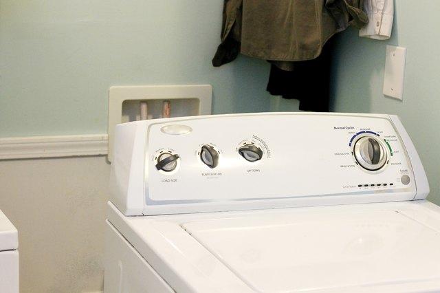 vinegar damage washing machine
