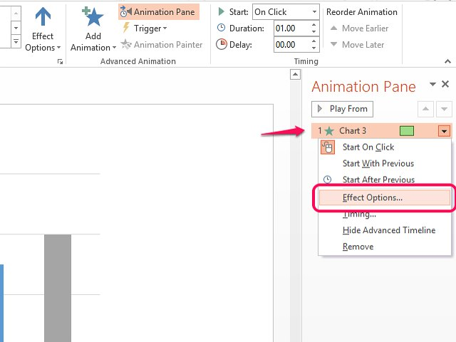 how to add sound effects to animation in powerpoint