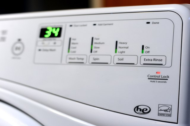 How To Unlock The Control On A Whirlpool Duet Ehow
