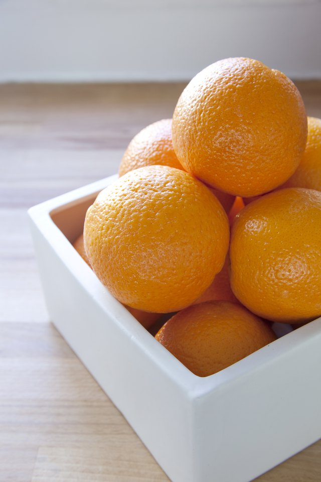 How to Make Cleaner From Orange Peels