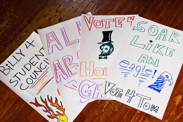 Elementary School Campaign Ideas Middle School Campaign Ideas