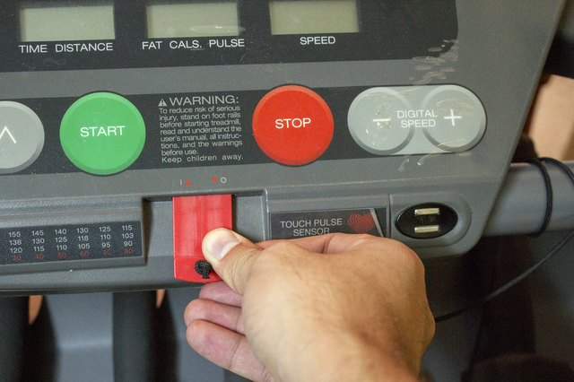 How to Build a Safety Key for a Treadmill