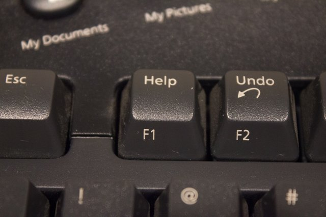 Assigning function keys