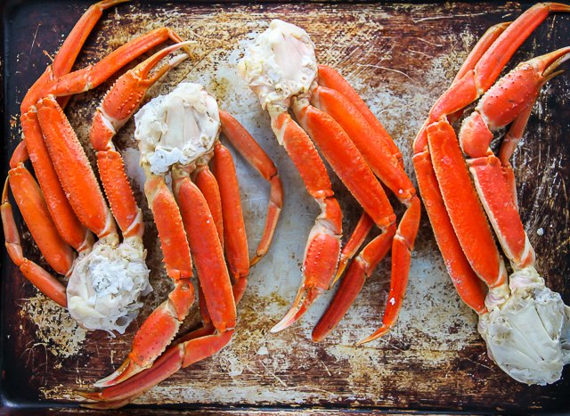 how to cook spider crab legs