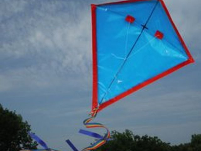 Go fly a kite.