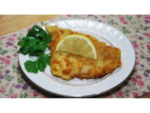 How to pan fry fish with pictures ehow for How do you fry fish