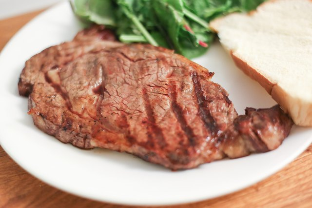 How to Grill a Rib-eye Steak