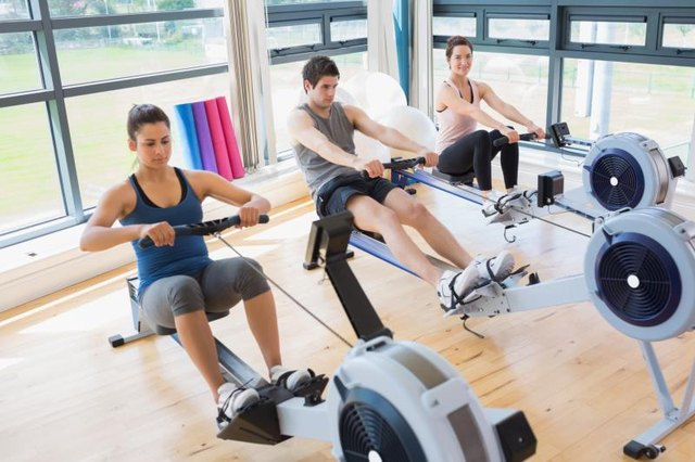 how much is a rowing machine