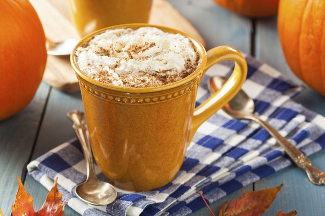 Your morning latte is often packed with sugar, fat and calories.