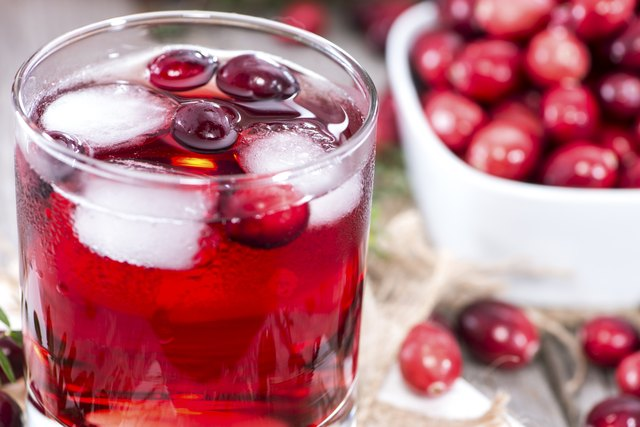 Natural cranberry juice is one of the best ways to get the benefits of cranberries.