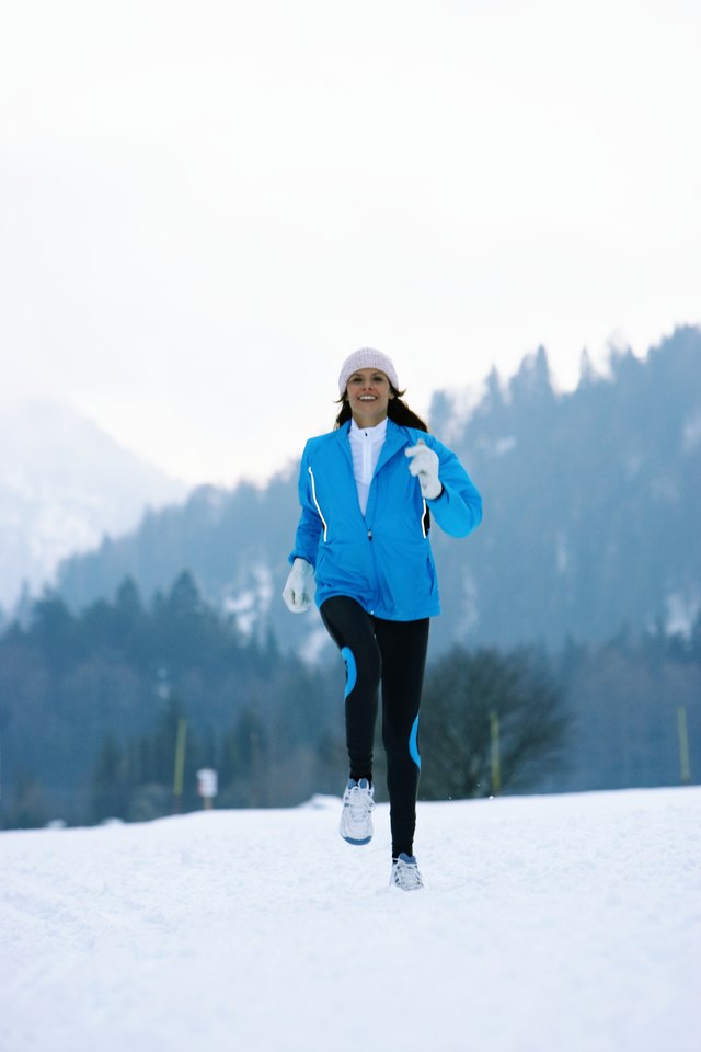 There are steps you can take to make sure you continue to drop pounds during the winter months.