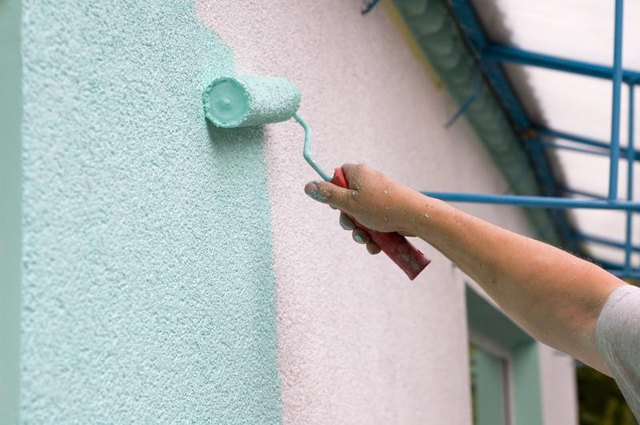 difference between interior and exterior paint ehow