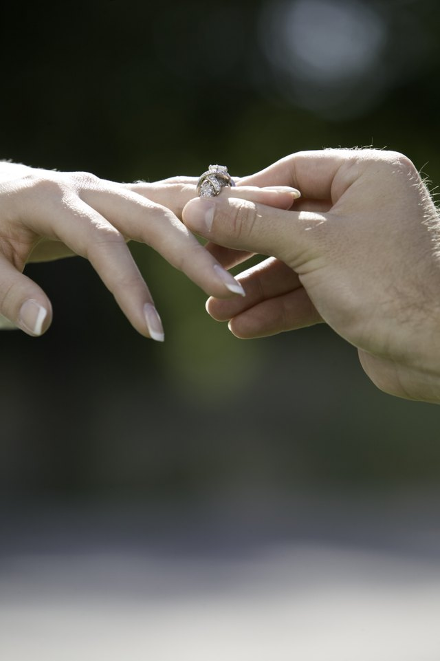 How to Take Out a Loan For an Engagement Ring