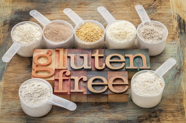 Gluten-free alternatives can be more fattening than gluten-containing ones.