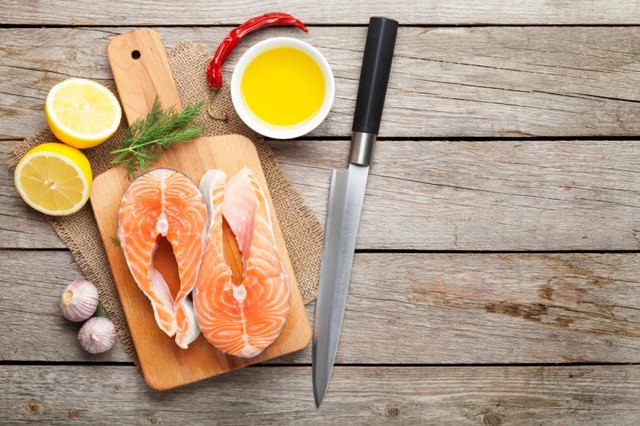 Omega-3s and protein make salmon a nutritional powerhouse.