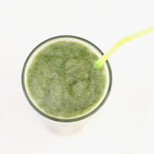 "Even ""healthy"" packaged green juice can cause weight gain if it has lots of sugar."