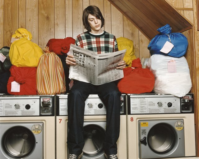 It may take longer, but properly sorting laundry loads help protect fabrics and clothing.