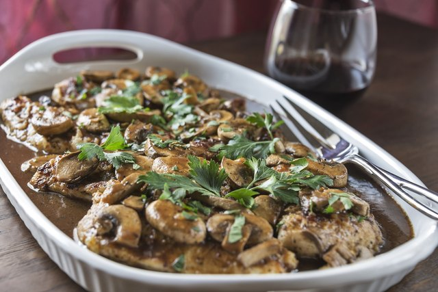 Use a combination of different mushrooms for added depth of flavor.
