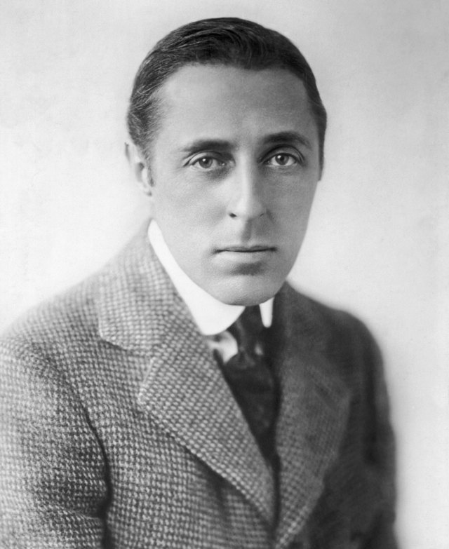 American film director D.W. Griffith, circa 1925