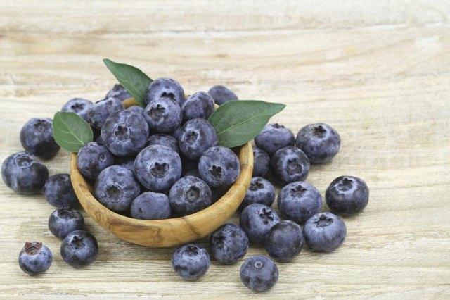 Sprinkle blueberries over Greek yogurt or blend in a smoothie.