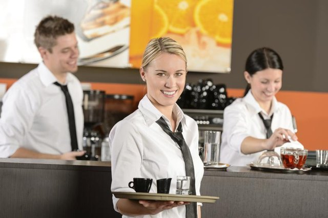 Different Kinds Of Waiter Uniforms With Pictures EHow