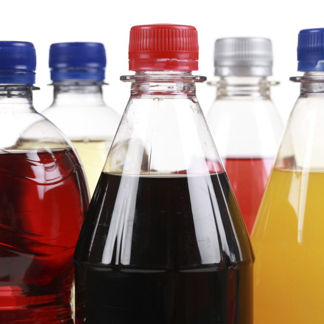 Limit soft drinks to 16 ounces or less daily.