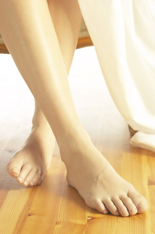 Hammertoe usually affects the second through fifth toes.