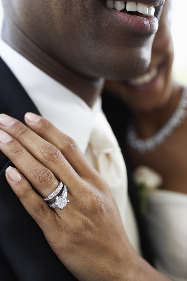 Wedding Band And Engagement Ring You May Want To Simply Replace Your