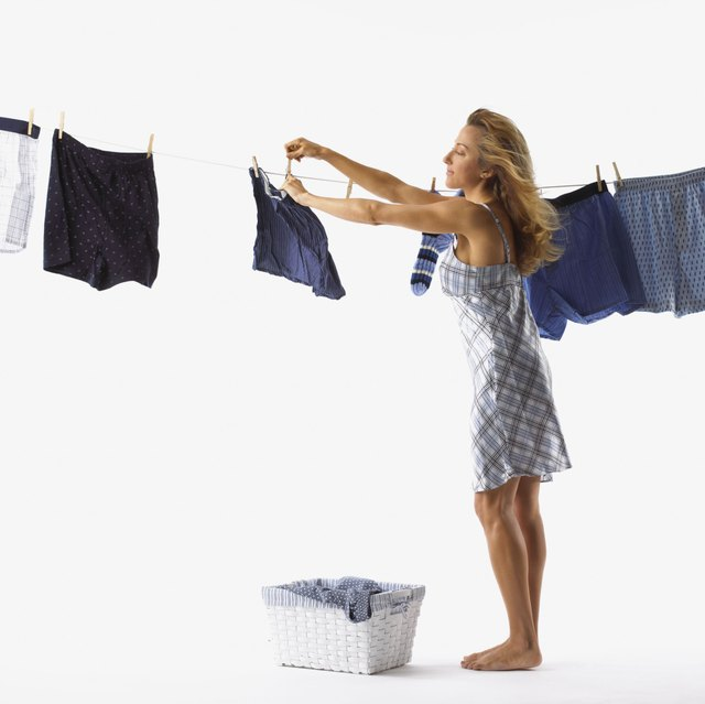 Clothes Dryer Shrinks Clothes ~ How to make your clothes not shrink in the dryer ehow