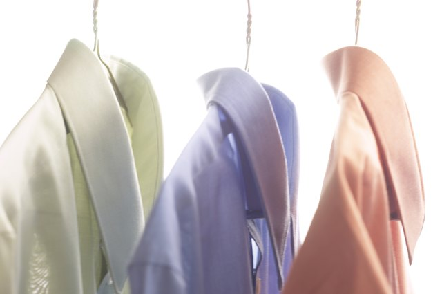 When shopping for fine dress shirts, look for the Egyptian cotton trademark.