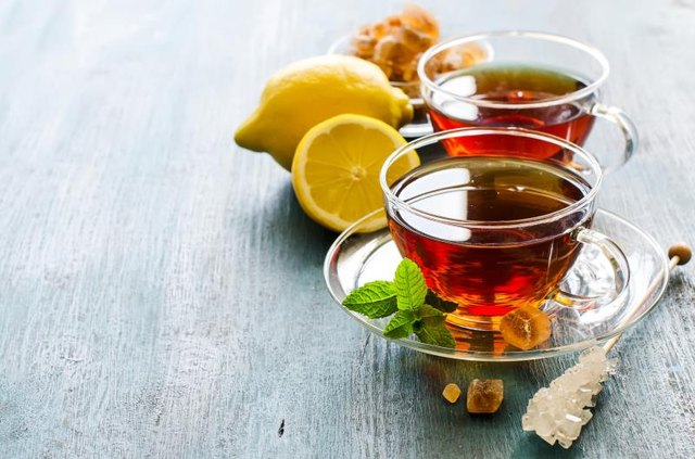 Low-cal and packed with antioxidants, tea should be part of your daily routine.
