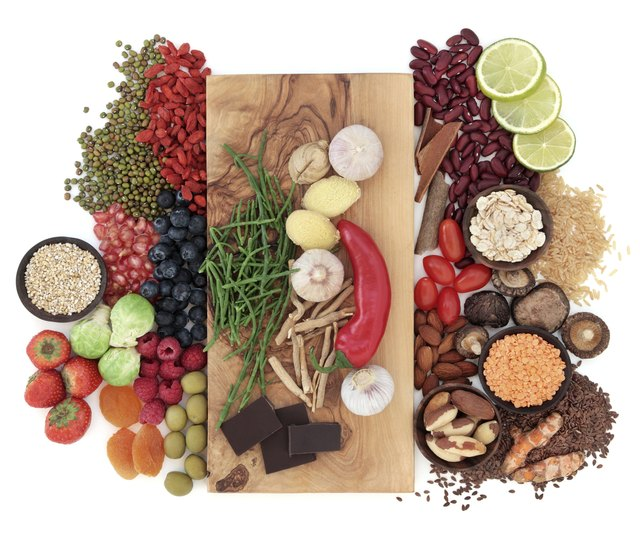 Include super foods in your diet to maintain strong immune health.