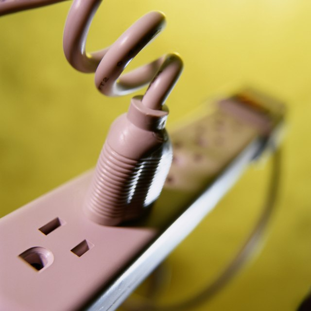 The power in your surge strip could have come from many sources.