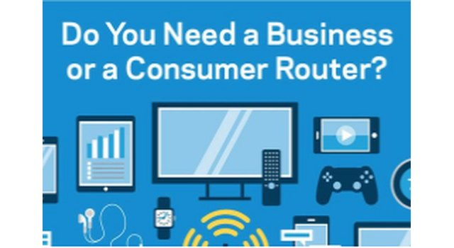 Do You Need a Business or a Consumer Router? [Infographic]