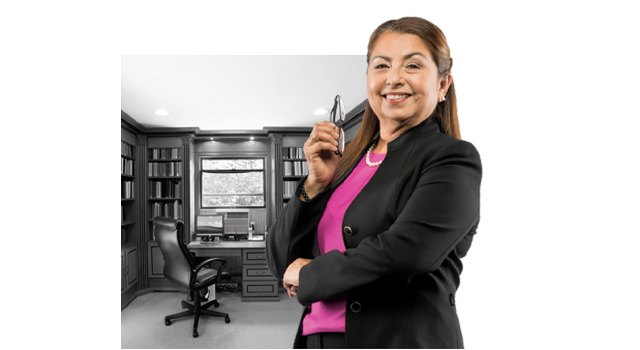 Linksys helps Gloria create a mobile office experience for her law firm
