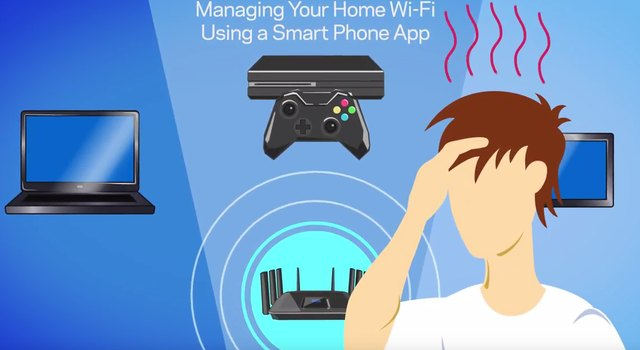 Managing Your Home Wi-Fi Using a Smart Phone App [Video]