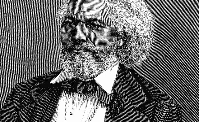Frederick Douglas was a former slave and famous African-American writer.