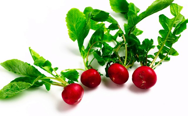 Radishes are quick and easy to grow.