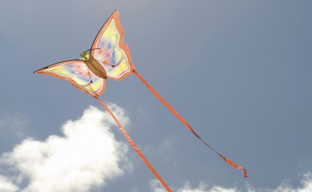 Kite-flying encourages communication between dating teens.